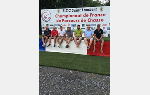 Championnat de France PC 2017 - St Lambert